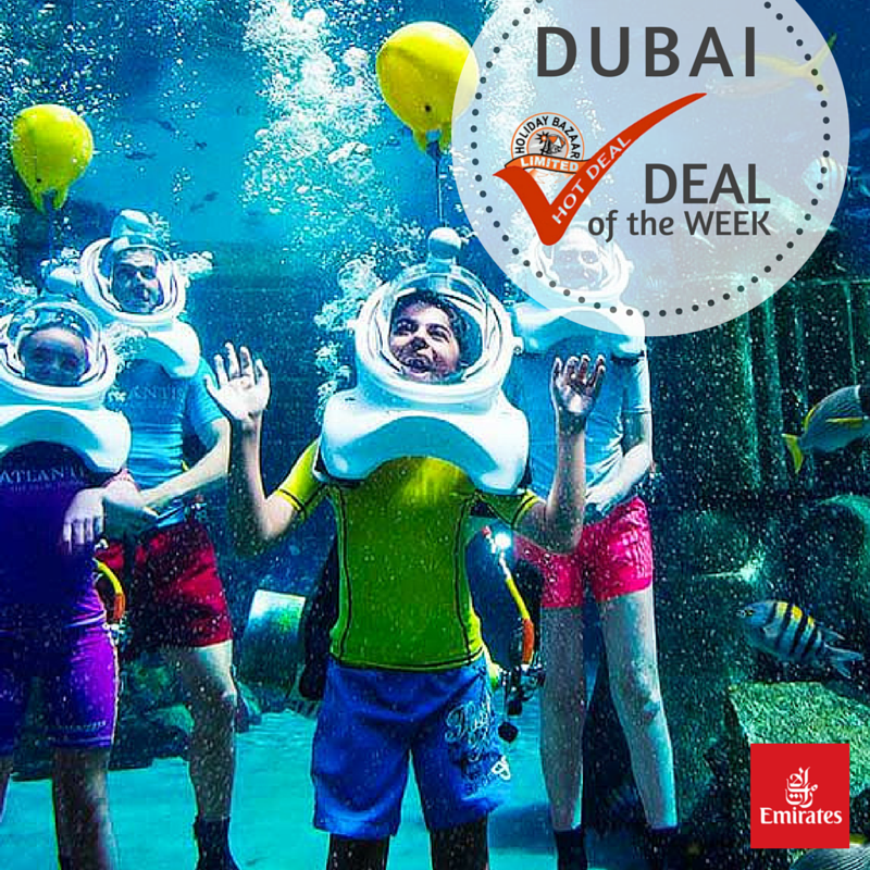 Dubai holiday package gallery